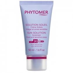 Солнцезащитный крем для лица и чувствительных зон SPF30 от PHYTOMER