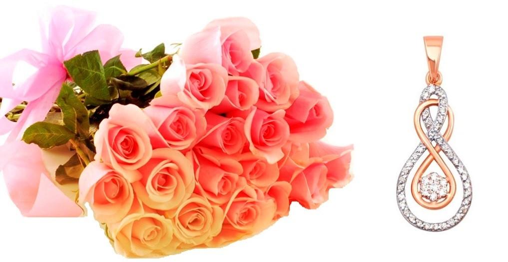 Дарить радость: топ-5 кулонов для любимой женщины