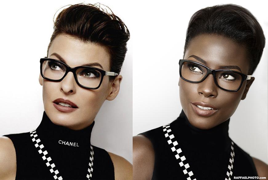 Против дискриминации: темнокожая модель пристыдила рекламщиков люксовых брендов