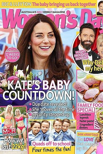 Фотофакт: беременная Кейт Миддлтон стала жертвой прессы