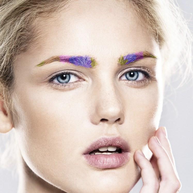 rainbow brow