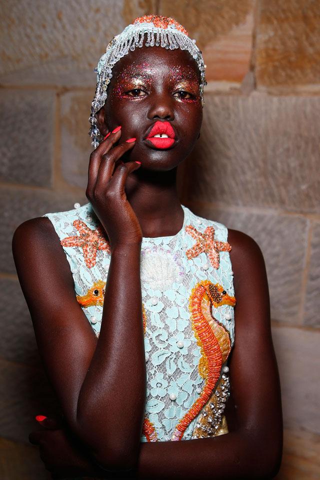Главные тренды маникюра с Австралийской Недели моды 2016 фото