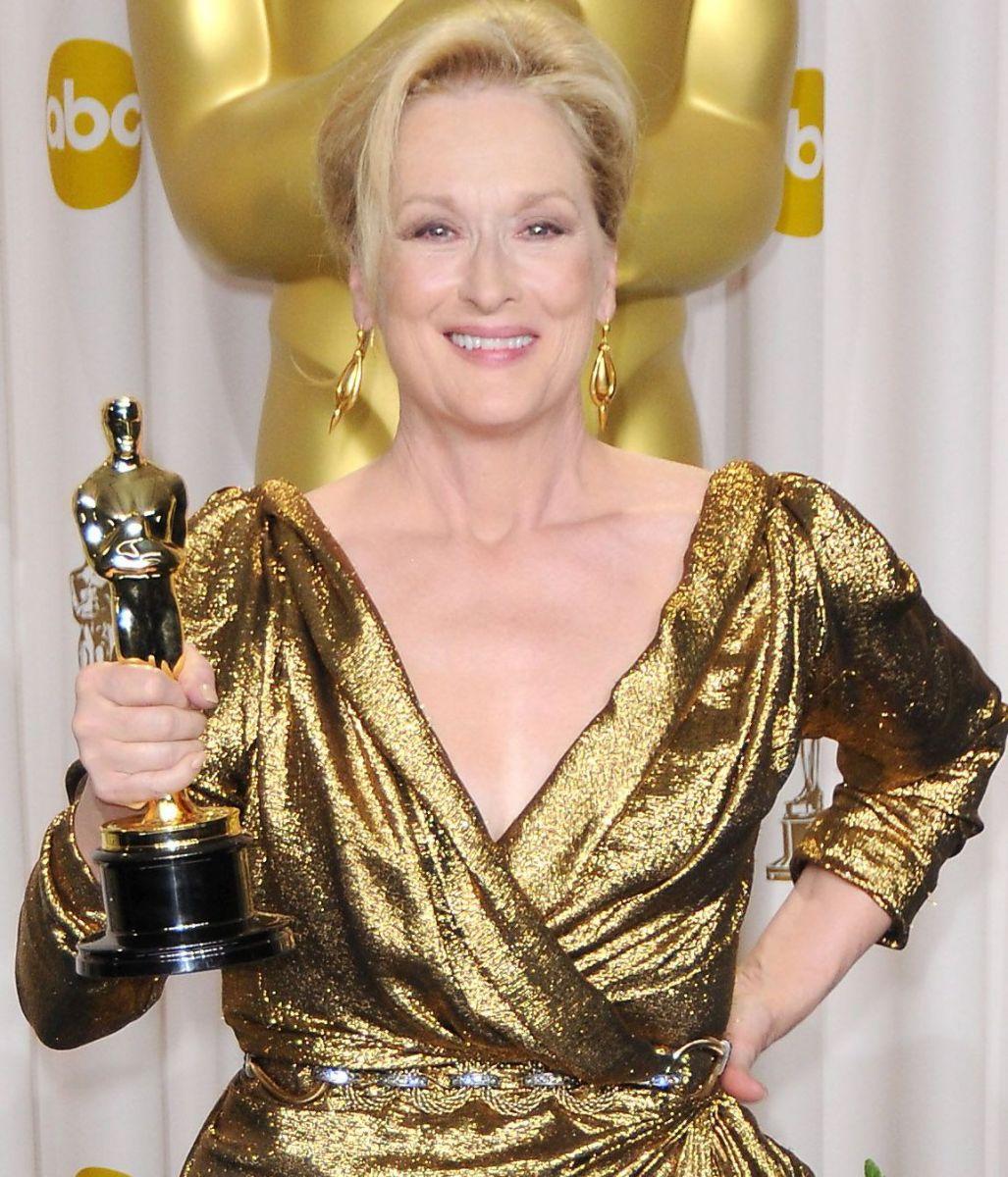 В 2012 году Мэрил Стрип удостоилась третьей награды «Оскар» - за роль в байопике о Маргарет Тетчер «Железная леди».