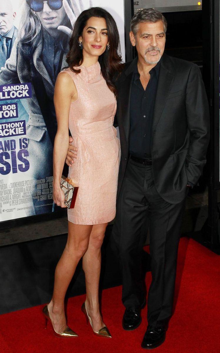 Стиль Амаль Клуни: лучшие образы супруги Джорджа Клуни фото