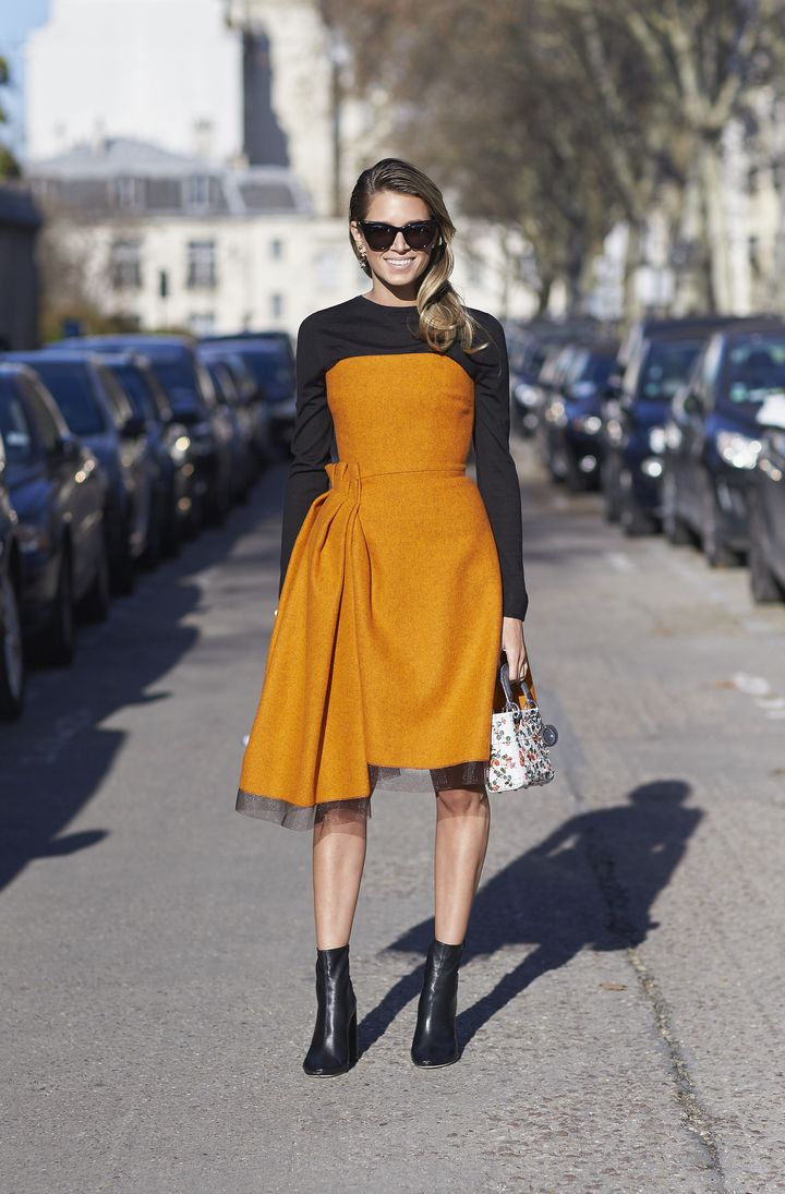 17 лучших street style образов Недели Высокой моды в Париже