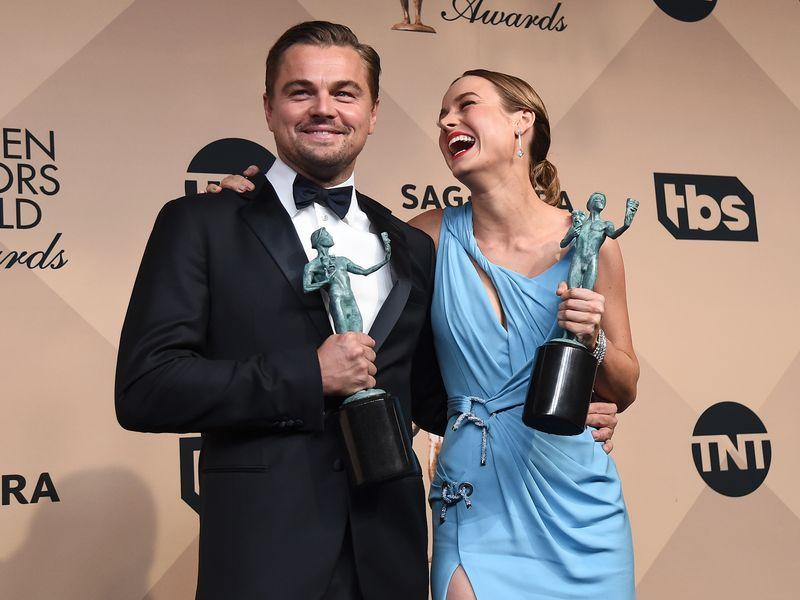 Screen Actors Guild Awards leonardo di caprio