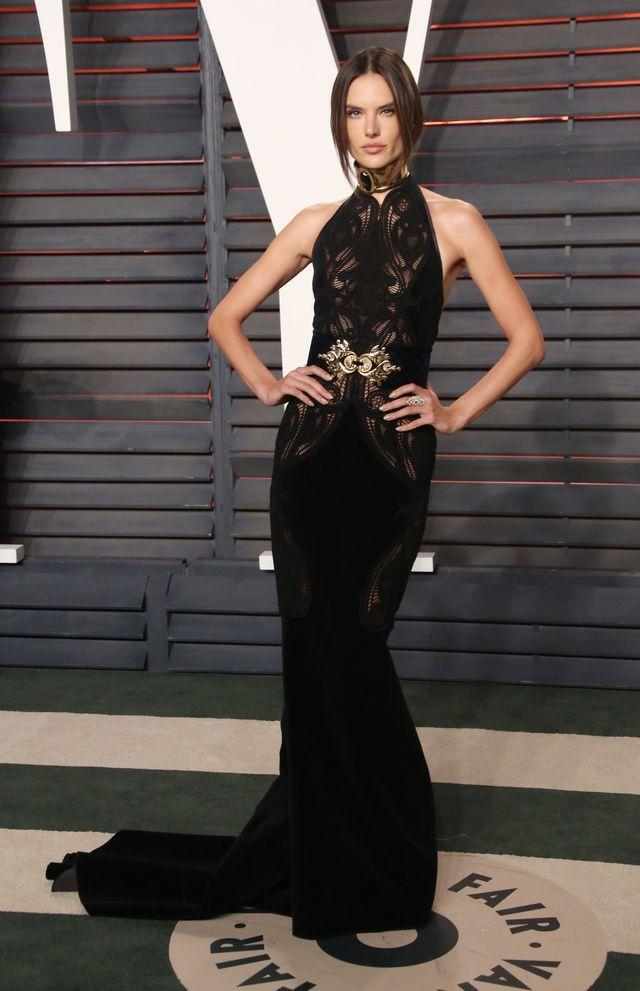 Vanity Fair Oscar Party лучшие образы фото