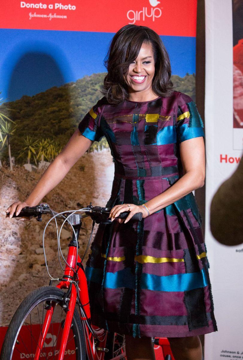 Лучшие образы Мишель Обамы (ФОТО)