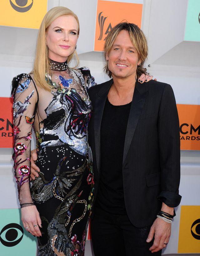 Country Music Awards 2016 Николь Кидман фото