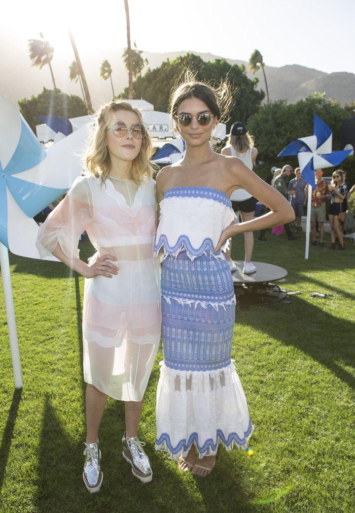 Coachella 2016 лучшие образы фото