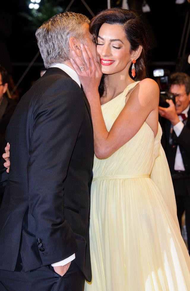 Канны 2016 Амаль Клуни фото