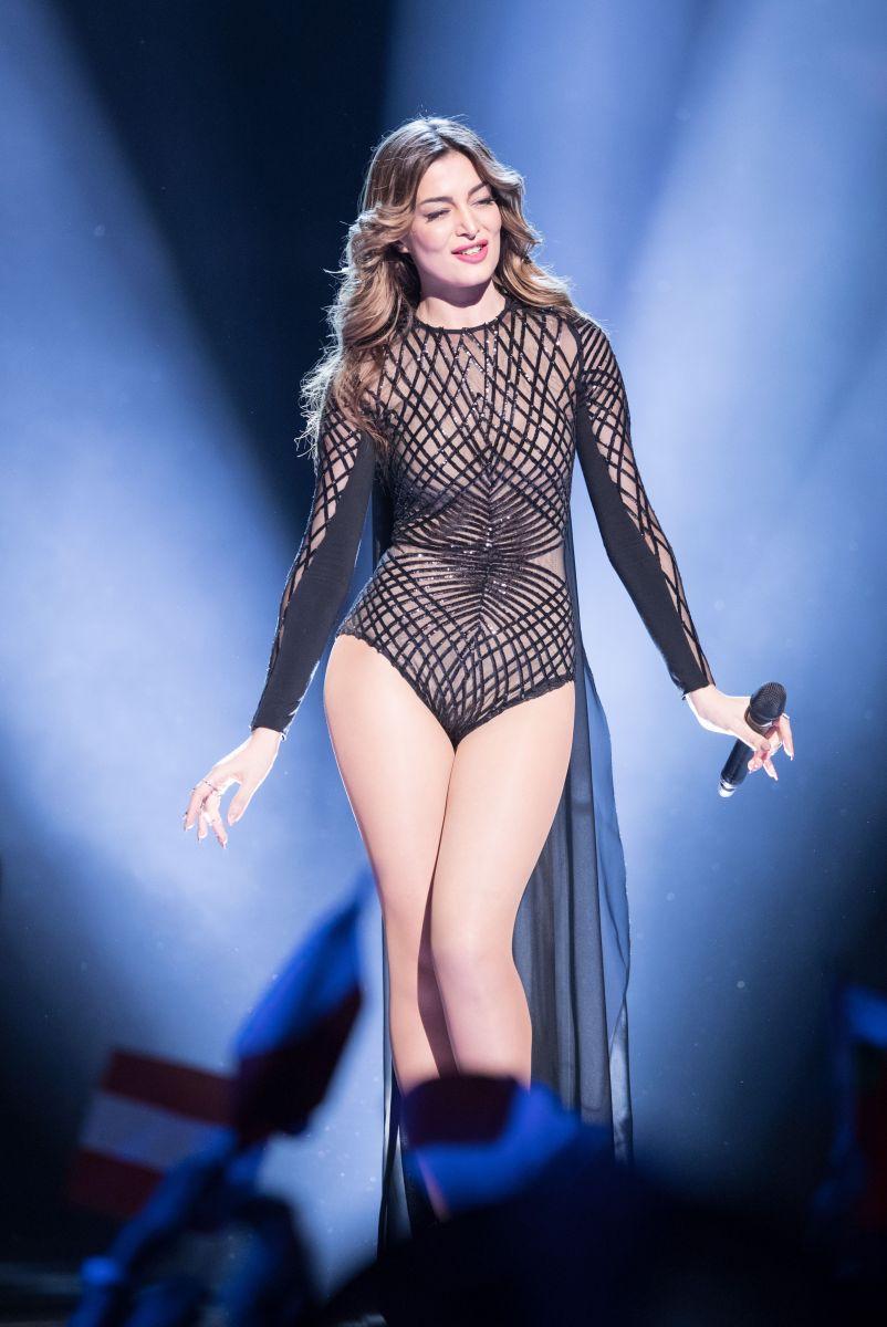 Фэшн-трэшн: самые провальные наряды на Евровидении 2016