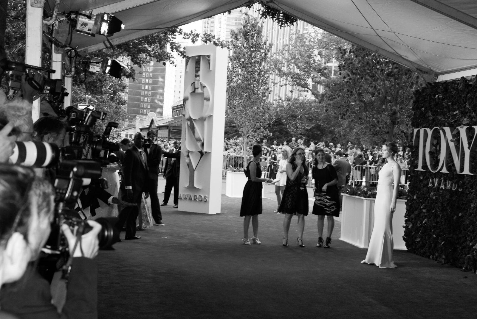 """Tony Awards 2016: Кейт Бланшетт, Люпита Нионго, Анна Винтур и другие на красной дорожке """"Бродвейского Оскара"""""""