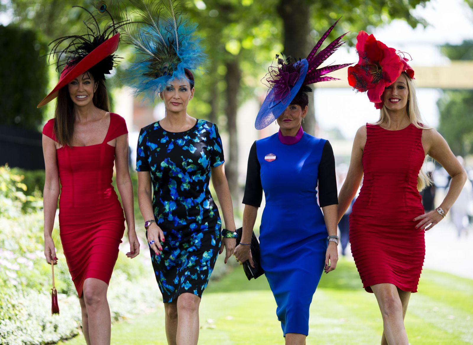 Скачки Royal Ascot-2016: таких шляпок вы не видели никогда!