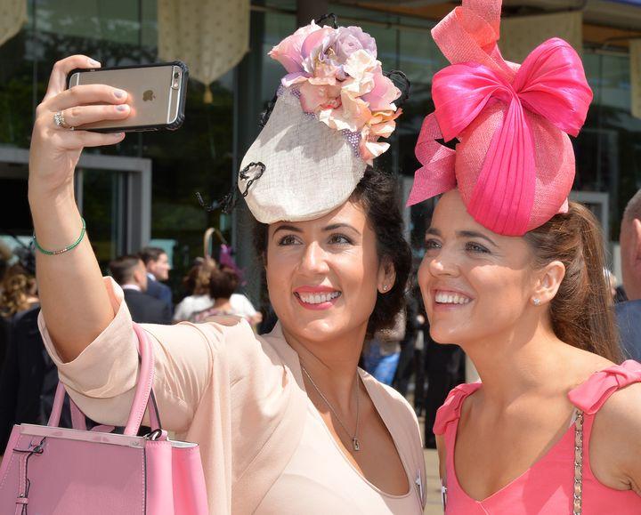 Royal Ascot 2016 шляпки фото