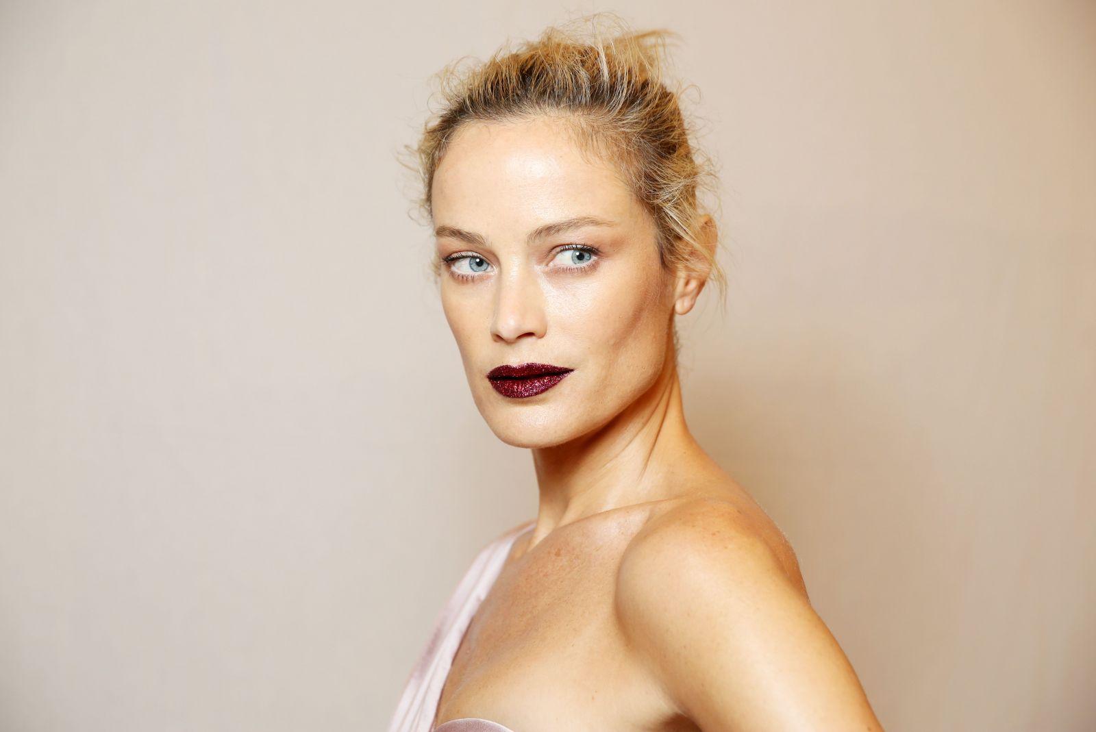 Versace Couture осень-зима 2016/17 макияж фото