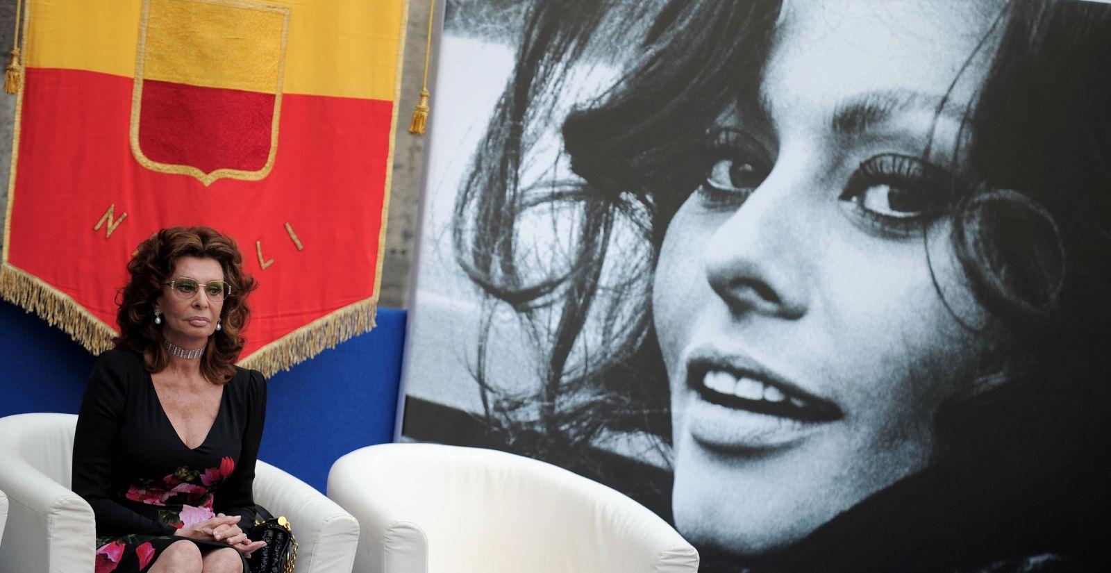 40 снимков из жизни именинницы Софи Лорен, которые вы точно не видели (ФОТО)