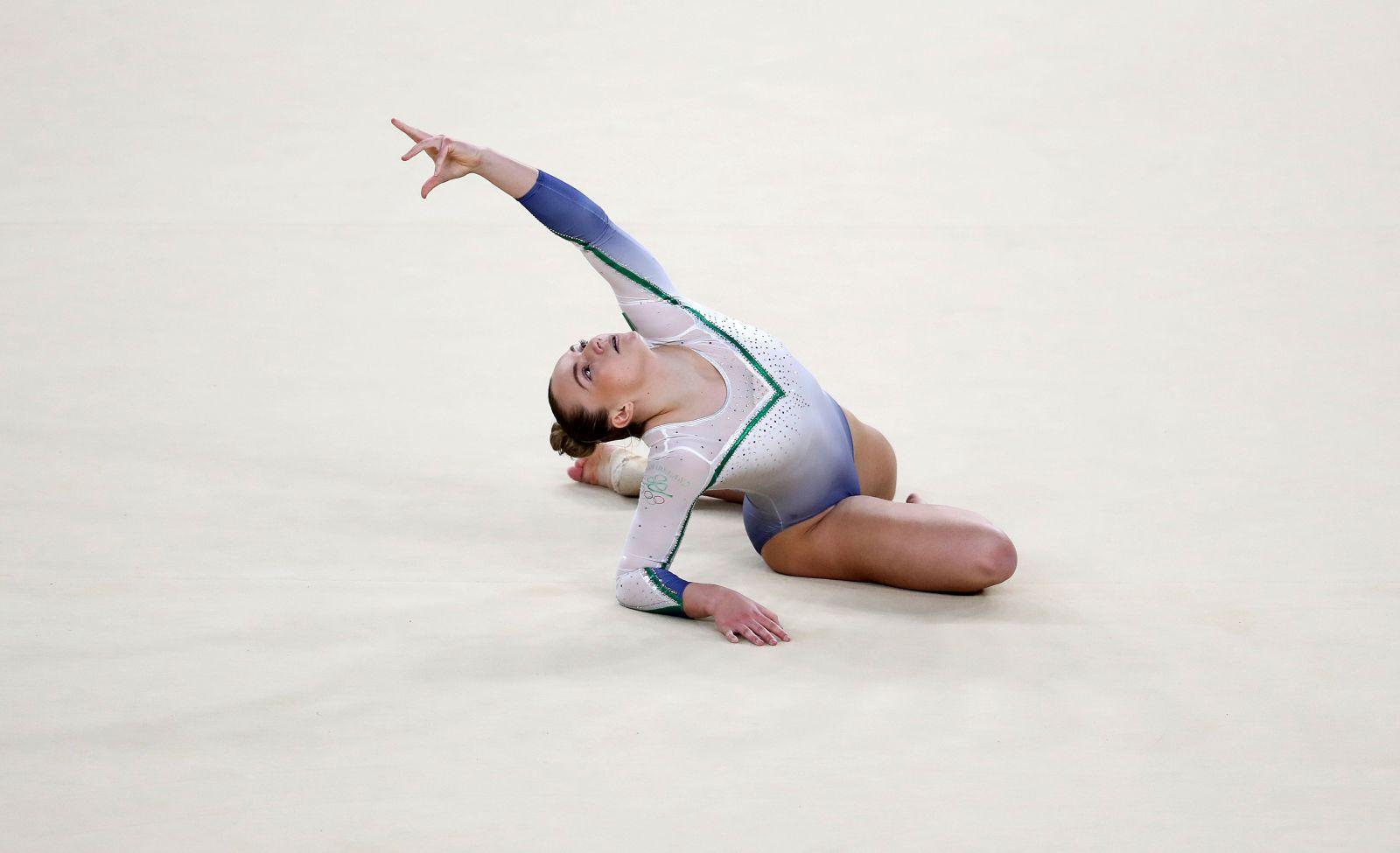 Олимпиада 2016: за какой должна быть внешность гимнастки, чтобы получить штрафной балл?