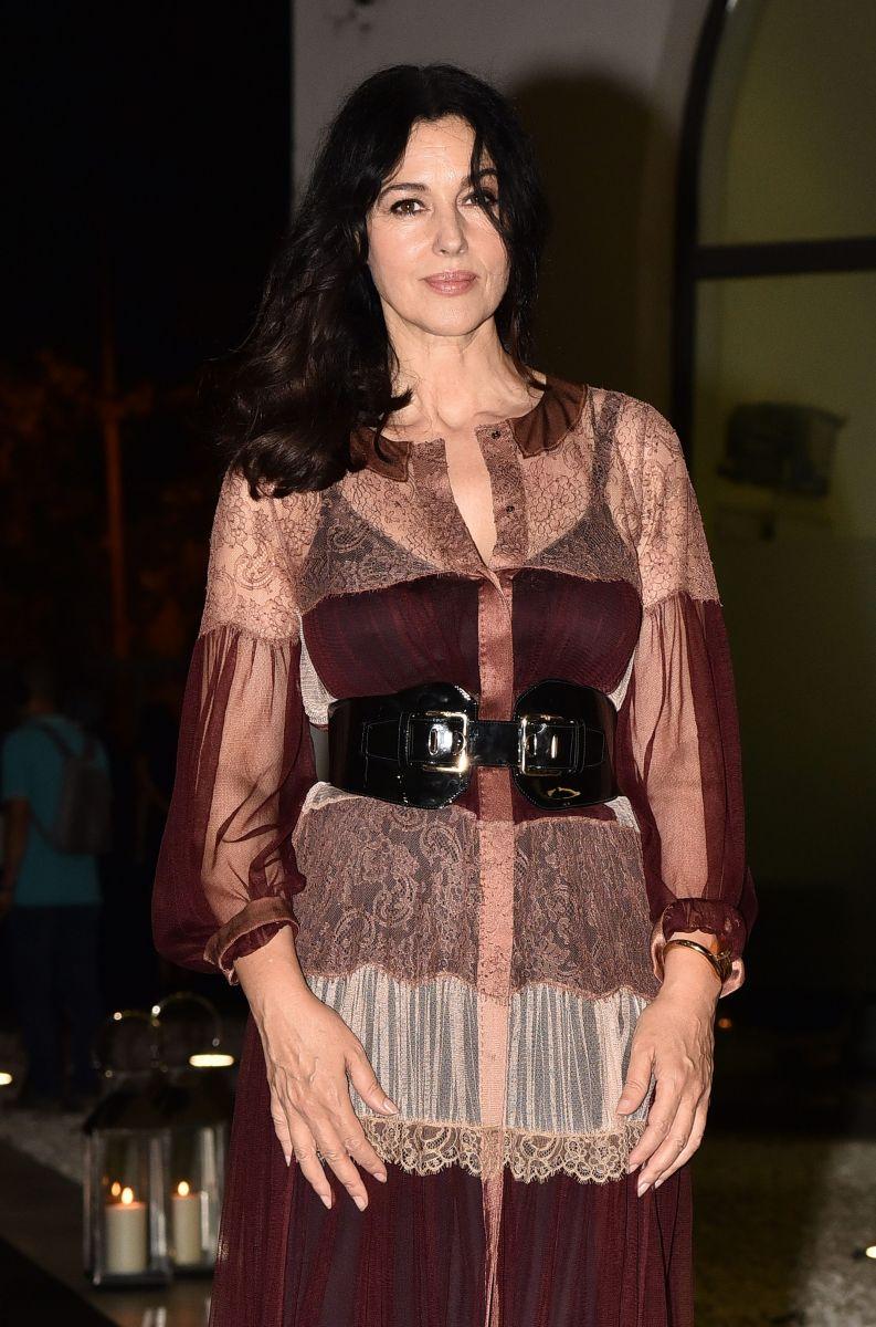 Неувядающая красотка Моника Беллуччи покорила изысканностью на красной дорожке (ФОТО)