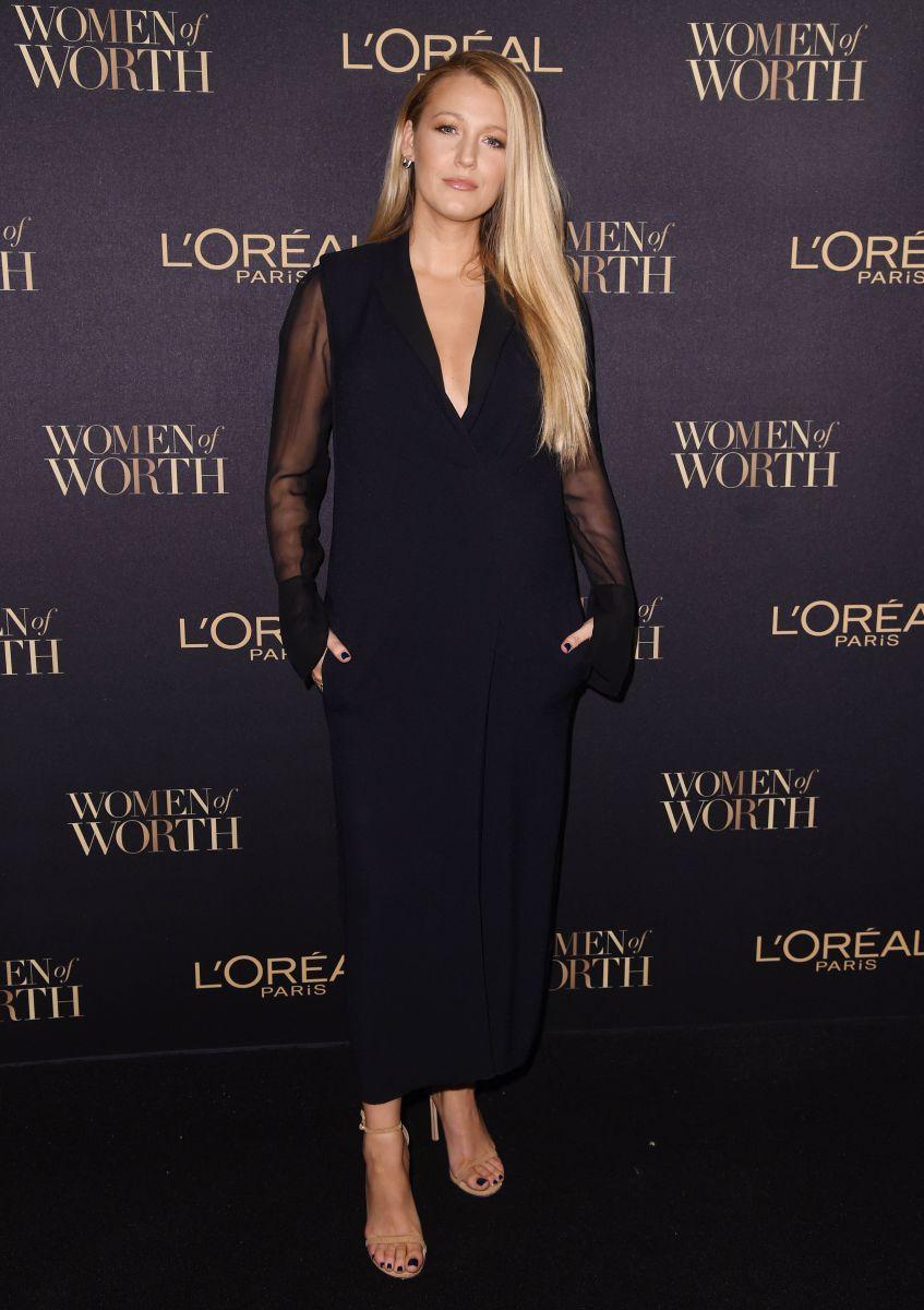 Какие красотки: Блейк Лайвли, Ева Лонгория, Карли Клосс на вечере LOreal Women of Worth (ФОТО)
