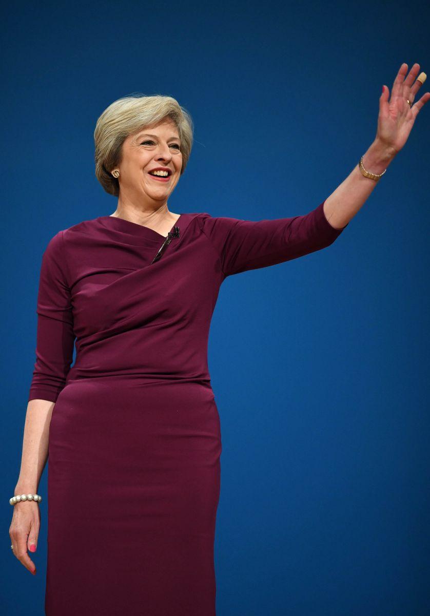 Премьер-министр Великобритании появится на обложке американского Vogue (ФОТО)