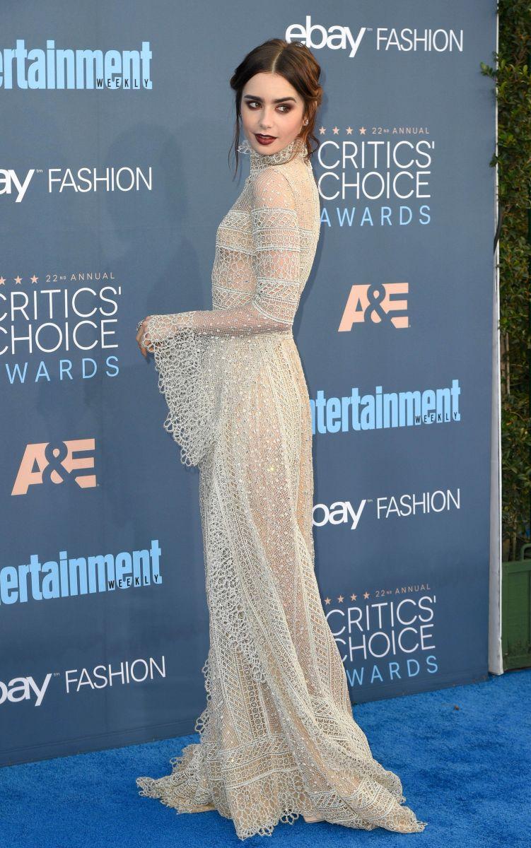 Николь Кидман, Натали Портман, Эмма Стоун и другие лучшие образы церемонии Critics' Choice Awards (ФОТО)