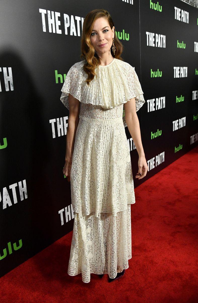 Образ дня: Мишель Монаган в платье Stella McCartney на премьере телесериала (ФОТО)