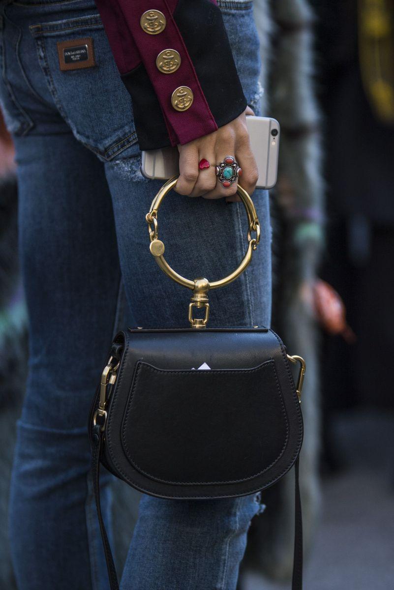 Лучшие уличные образы с Недели моды в Милане (ФОТО)