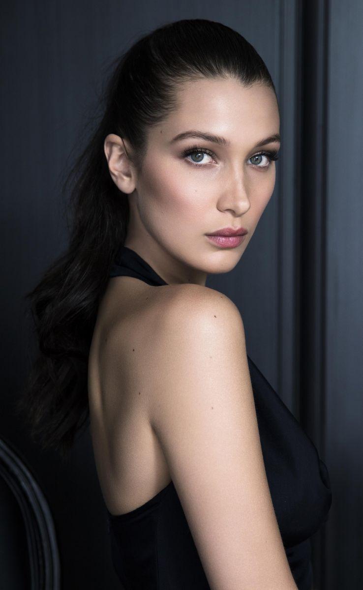 Новость дня: 19-летняя топ-модель Белла Хадид стала лицом Dior Makeup фото