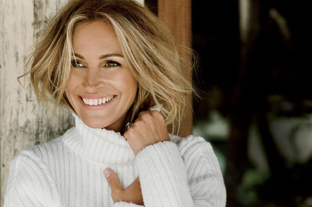 Джулия Робертс снялась для Allure и раскрыла секрет своей знаменитой улыбке