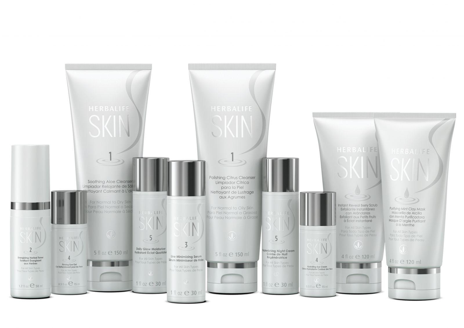 Как это было: презентация линии средств по уходу за кожей Herbalife SKIN