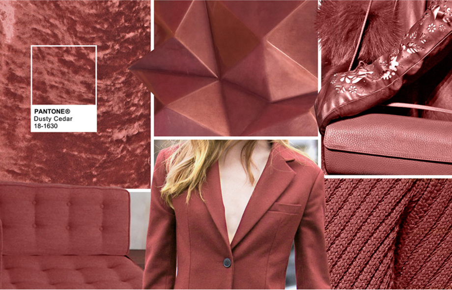 Готовь сани летом: институт цвета Pantone назвал главные цвета осени 2016