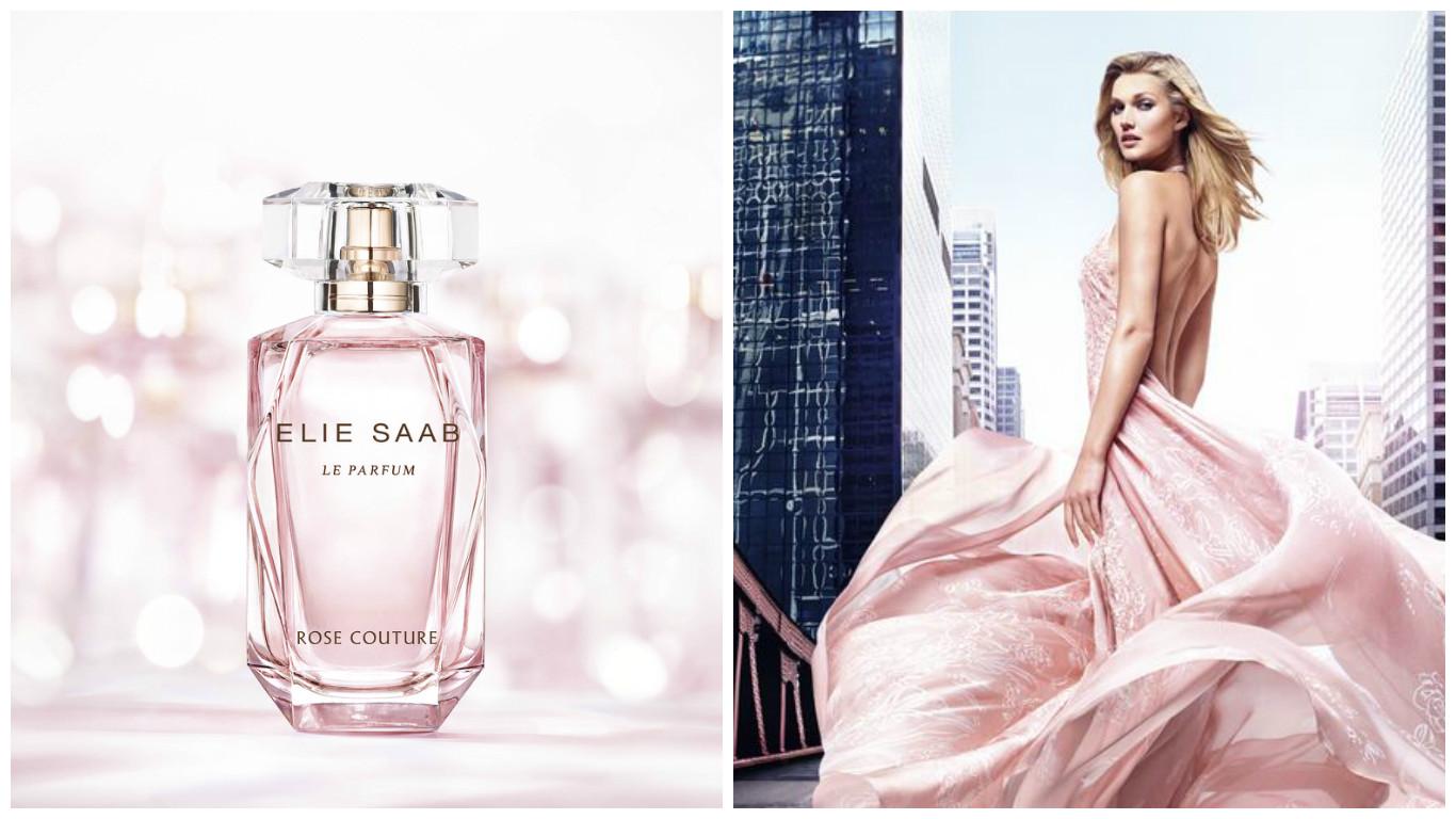 Аромат Elie Saab Le Parfum Rose Couture