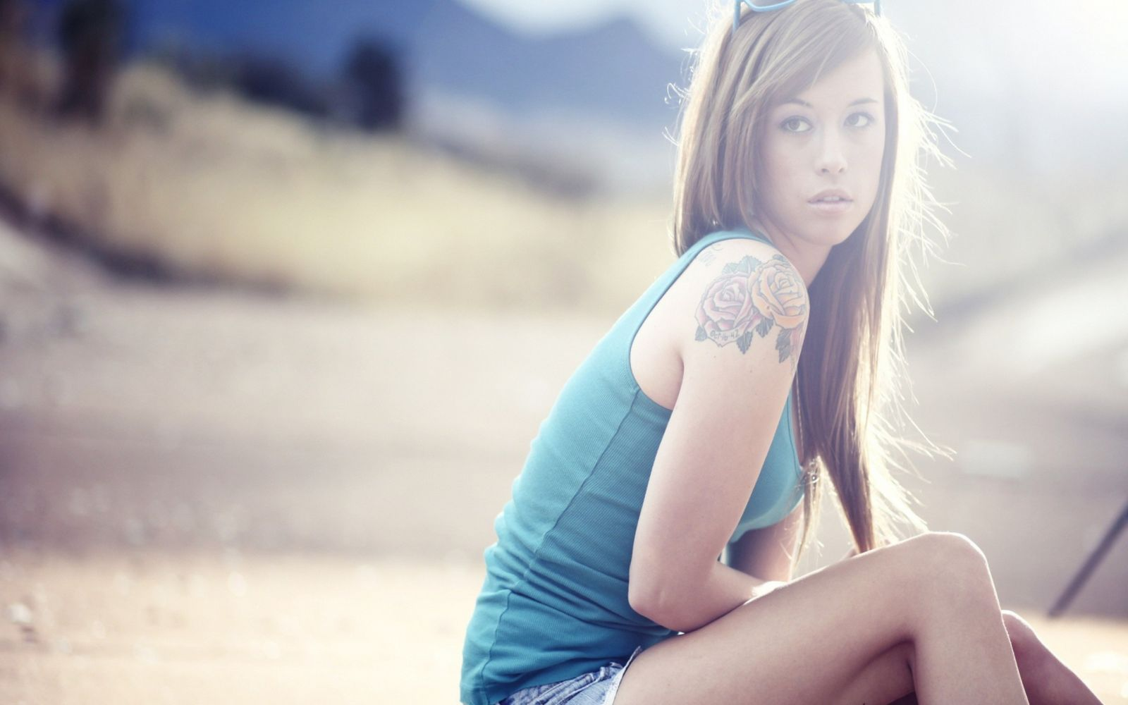 татуировка женская да или нет