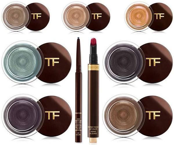 Коллекция макияжа Tom Ford Beauty Collection Весна 2016
