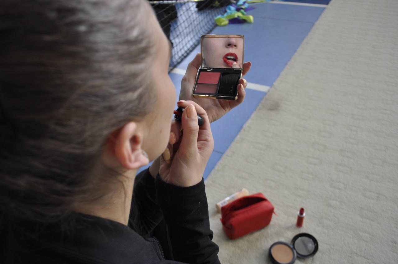 Олимпиада-2016: секреты красоты украинской олимпийской гимнастки Евгении Гомон