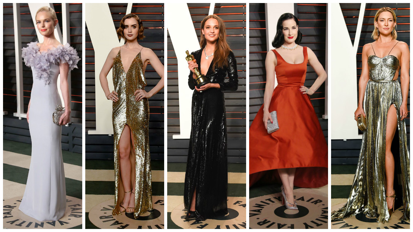 Vanity Fair Oscar Party 2016 фото