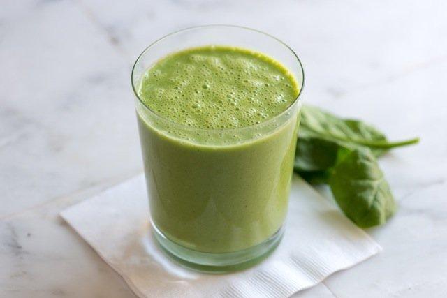 Рецепт 2. Пряный овощной смузи