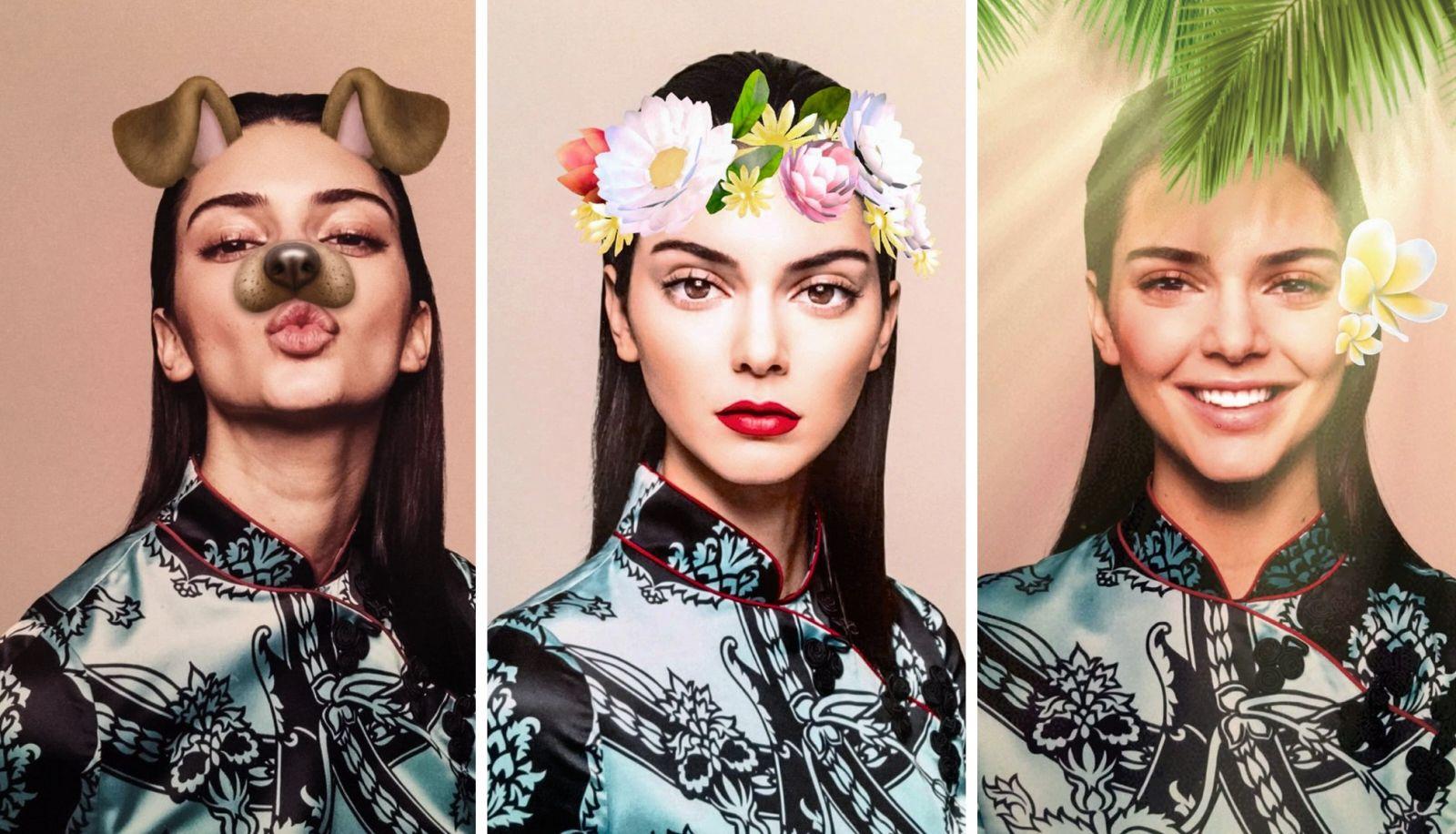 Кендалл Дженнер и дочь Уилла Смита показали забавные селфи на страницах модного журнала (ФОТО)