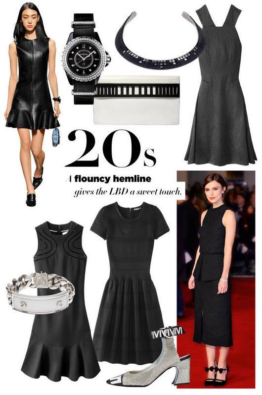 Всегда в моде: маленькое черное платье для любого возраста