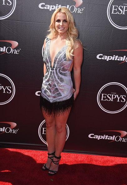 Фотофакт: Бритни Спирс опозорилась на ESPY 2015