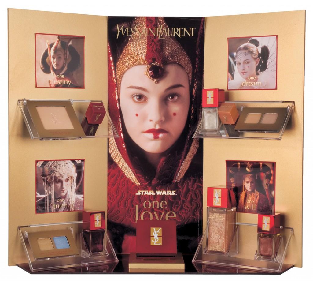 Ничто не забыто: коллекция 1999 года The Star Wars One Love от YSL Beaute
