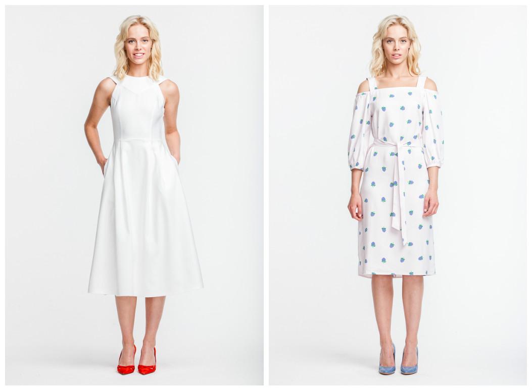 модные платья лето 2016 фото
